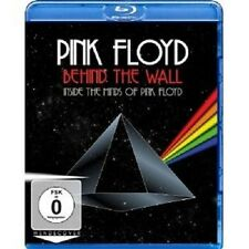 """PINK FLOYD """"BEHIND THE WALL/INSIDE THE MINDS OF PINK FLOYD""""  BLU-RAY NEW"""