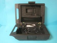 Rare Friden Alcatel Hard Travel Case for Postal Meter w/Neopost Power Pak Supply