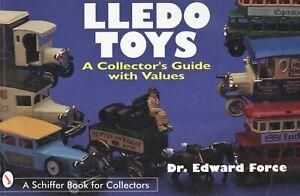 LLedo Toy Vehicles - Trucks Vans Busses Horse Drawn Models Dates Values  / Book