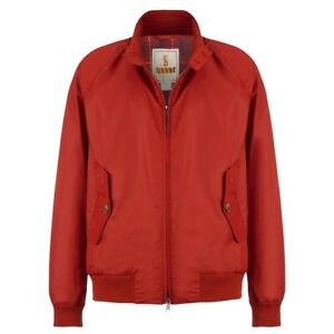G9 Classic BR Cloth Dark Red Size 34 60%OFF RRP £221