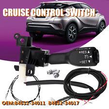 84632-34011 Cruise Control Stalk Switch+Harness Kit For Toyota Lexus Scion UK