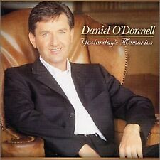 Daniel O'Donnell / Yesterday Memories  *NEW* CD