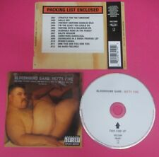 CD BLOODHOUND GANG Hefty fine 2005 Eu GEFFEN 0602498841990 no lp mc dvd (CS25)
