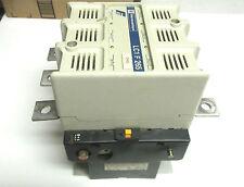 * TELEMECANIQUE LC1F265 CONTACTOR  110/115V COIL  ...  WR-19A