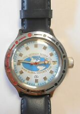 Vostok Amphibian Russian Automatic Mens Wrist Watch Global Defence Review