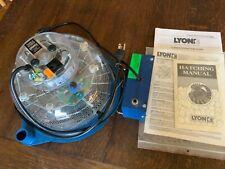 Lyon Electric Turn-X7 Incubator