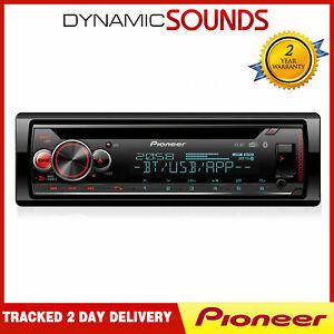 Pioneer DEH-S720DAB Car Stereo Bluetooth CD Player DAB Radio Spotify Android