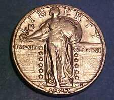 1927-D Standing Quarter ~Gem Nearly Uncirculated ~Very Rare Date ☆Make An Offer☆