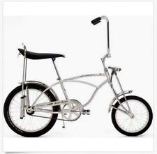 """2004 Schwinn Grey Ghost Sting Ray Bicycle 13"""" SEAIED NOS OLD BIKE SHOP STOCK"""