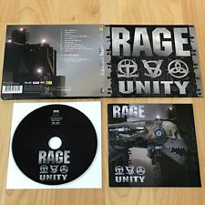 Rage - Unity [1CD, Korea First Press, Digipak, +1 B/T, +1 Video]