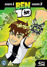 Ben 10 - Vol.3 - Side Effects (DVD, 2009)
