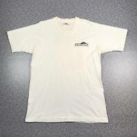 Vintage 90s BACKROADS Mens T Shirt Large | Single Stitch Active Outdoor