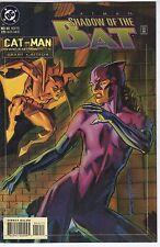 fumetto DC BATMAN SHADOW OF THE BAT AMERICANO NUMERO 44