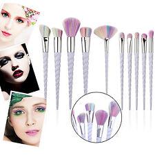 10x Makeup Brushes Set Pro Kit Cosmetic Powder Foundation Eyeshadow Eyeliner Lip
