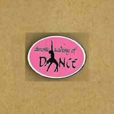 ALMONTE ACADEMY OF DANCE ONTARIO CANADA LOGO OLD PIN