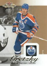 2013-14 Fleer Showcase Hockey #31 Wayne Gretzky Edmonton Oilers