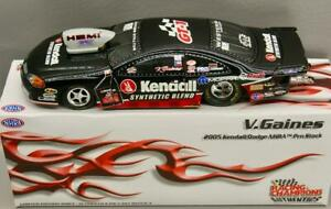 Racing Champions V. Gaines 2005 Kendall Dodge NHRA Pro Stock 1:24 • 169 of 1002