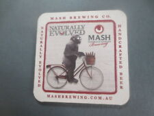 1 only MASH BREWING CO, ,Western Australia  issue Beer Coaster
