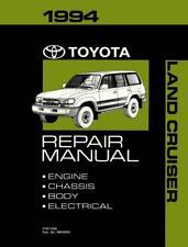 2001 land cruiser owners manual