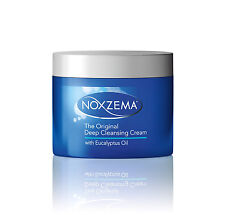Noxzema Deep Cleansing Face Cream Original 2 oz Skin Makeup Remover
