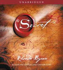 NEW 4 CD  THE SECRET Rhonda Byrne UNABRIDGED