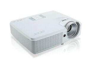 Acer X1320WH 2700 Lumens DLP 3D Projector