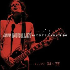 JEFF BUCKLEY Mystery White Boy Live '95-'96 2CD BRAND NEW Double CD Edition