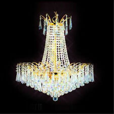New! Crystal Chandelier Chandeliers Lighting  16