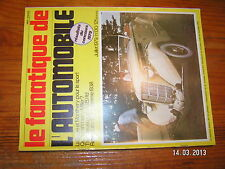 / Fanatique Automobile FANAUTO n°130 One Manx OK Supreme Cesar Marchand De Coucy