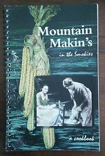 Smoky Mountains Tennessee Historical Recipes Cookbook Cornmeal Molasses Honey VG