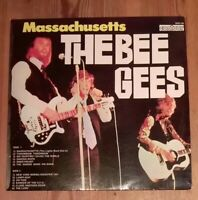 The Bee Gees ‎– Massachusetts Vinyl LP Comp 33rpm 1973  Contour ‎– 2870 196