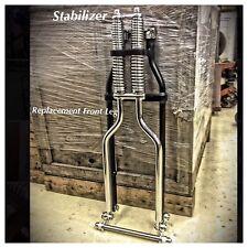 DNA Springer Front End Wishbone Kit + Stabilizer  Bobber IronHead Xs650 fork