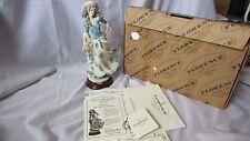 Florence Giuseppe Armani 0390C Lady Jane perfect with original box packing coa