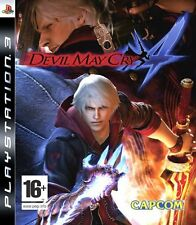 GIOCO PLAYSTATION PS 3 ACTION HORROR GAME-DEVIL MY CRY 4 resident evil,dante,oni