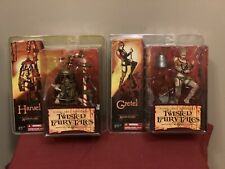 McFarlane Toys Twisted Fairy Tales Hansel & Gretel Sealed Horror Action Figures