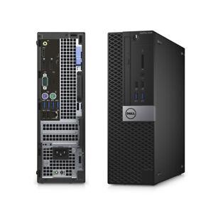 Dell Optiplex 5040 SFF Core i5-6500 3.20GHZ 8GB 256GB SSD Win 10 Pro