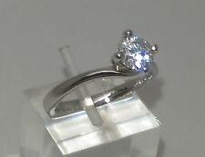 Solitaire Round I2 Fine Diamond Rings