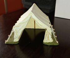 W britains civil war toy soldiers Tent