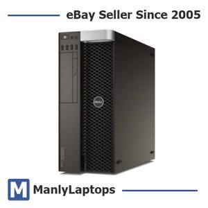 Dell Precision T5600 Workstation Xeon E5-2643 3.3GHz 32GB 1TB SSD + Quadro 4000