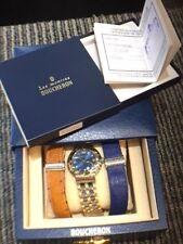 BOUCHERON Reflet solis 18KT S/S Vintage Watch w/original box and paperwork 37240