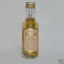 BALBLAIR 10 Years Old  Whisky 43% 50ml Mini Gordon & MacPhail Collectors Bottle