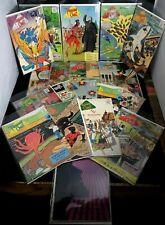 Lot of 20 Treasure Chest Of Fun And Fact 1963-1966 Silver Age Comic Books