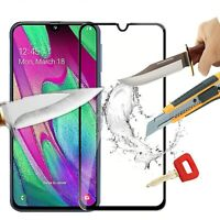 For Samsung Galaxy A20e 3D Full Cover Tempered Glass Shockproof Screen Protector