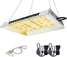 Mars Hydro TS 600W LED Grow Light Indoor Plants Large Commercial Grow Lamp
