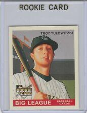 TROY TULOWITZKI ROOKIE CARD Baseball Colorado Rockies Upper Deck Goudey RC LE