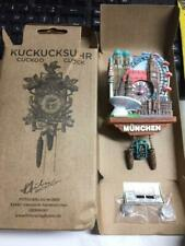 Magnet Classic Bird,Black Forest,Cuckoo Clock,Kuckucksuhr.Handmade