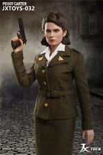"""JXTOYS-032 1/6 Margaret """"Peggy"""" Carter Agent Captain America Girlfriend Presale"""