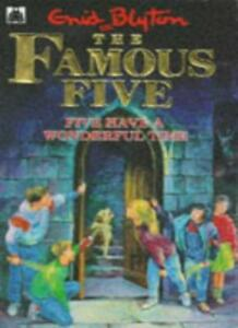 Five Have a Wonderful Time (Knight Books) By Enid Blyton. 9780340548851