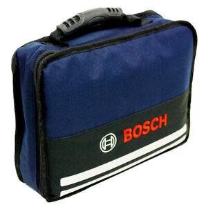 Bosch Softtasche Werkzeugtasche blau Softbag --Klein---