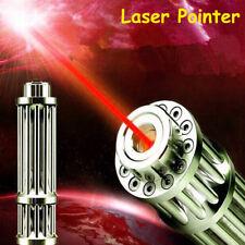 Profi Laserpointer 2086m Reichweite Laser Pointer Präsentation Pen 1W 532nm Rot